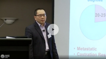 Dr Peter Fong talks about Prostate Cancer